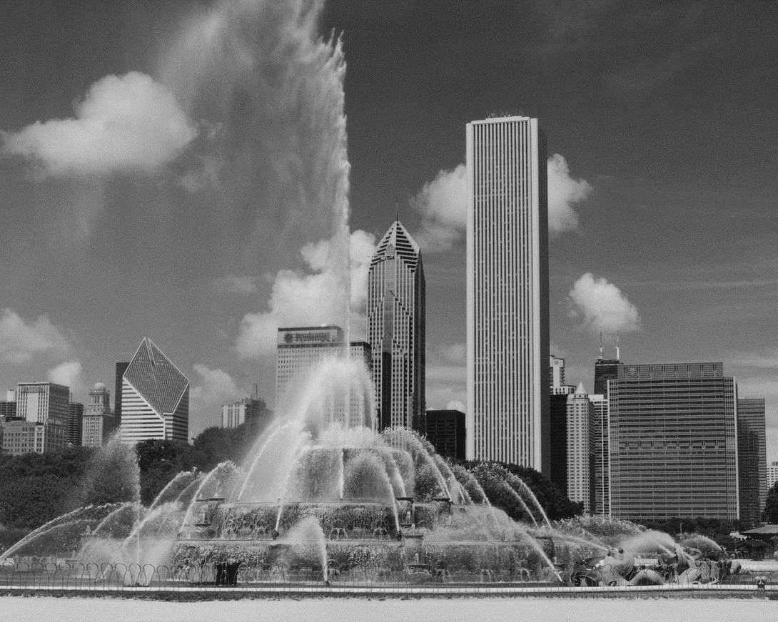 Chicago Black White Wallpaper Married With Children